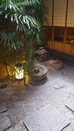 Ground floor of my ryokan