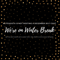 December 2017: No Chat