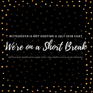 July 2018: No Chat